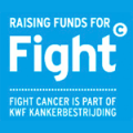 Logo Fight Cancer actie KWF