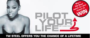 Pilot Your Life actie