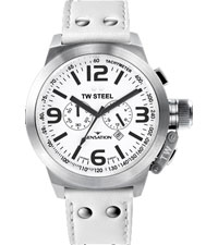 TW Steel Wicked White TW 833