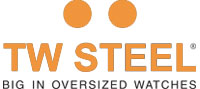 TW Steel logo oranje